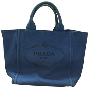 65e149534233 Canvas Prada Bags - 70% - 90% off at Tradesy
