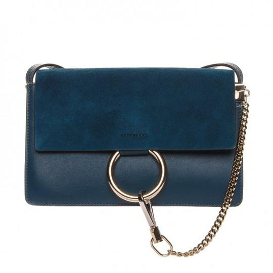 Preload https://img-static.tradesy.com/item/24185157/chloe-faye-new-small-majolica-suede-blue-leather-cross-body-bag-0-0-540-540.jpg