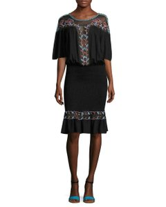 Antik Batik short dress Black on Tradesy