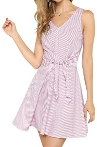 SheIn short dress Pink on Tradesy