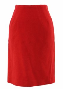 Mayle Skirt Red