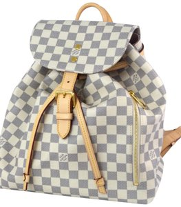 Louis Vuitton Sperone Gucci Monogram Backpack