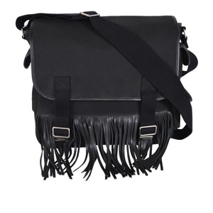 Saint Laurent Crossbody Black Messenger Bag