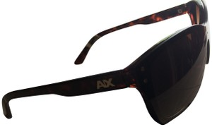 A|X Armani Exchange AX 4027S rimless-front unisex sunglasses