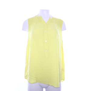 Holding Horses Top yellow