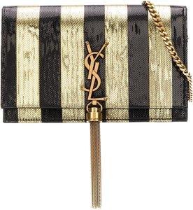 Saint Laurent Monogram Kate Kate Kate With Tassel Tassel Shoulder Bag