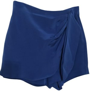 Jennifer Hope Mini Skirt Blue