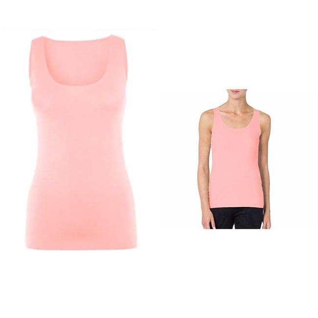 Wolford Summer Basic Top Pink Image 1