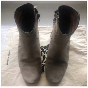 Isabel Marant Grey taupe Boots