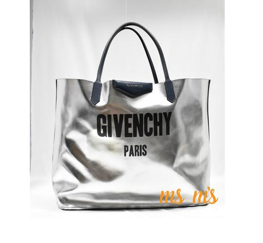 Givenchy Tote in blue Silver Image 1