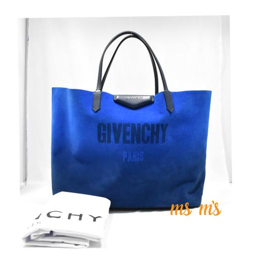 Givenchy Tote in blue Silver Image 2
