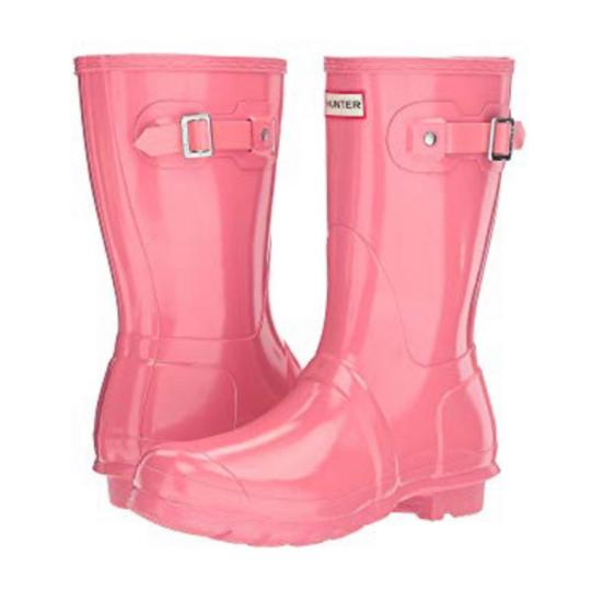 Hunter pink Boots Image 0