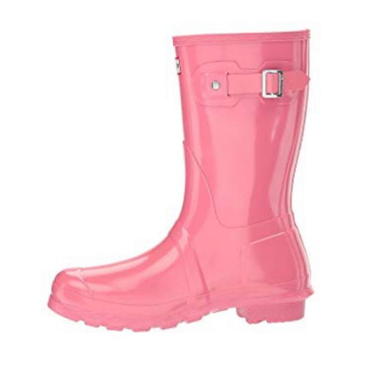 Hunter pink Boots Image 2