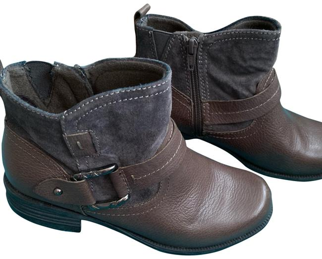 Earth Paris Boots/Booties Size US 6.5 Wide (C, D) Earth Paris Boots/Booties Size US 6.5 Wide (C, D) Image 1
