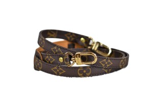 Louis Vuitton Monogram canvas strap 118cm (46inch)