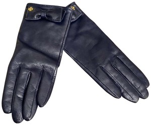 Tory Burch Lamb Skin Leather Gloves