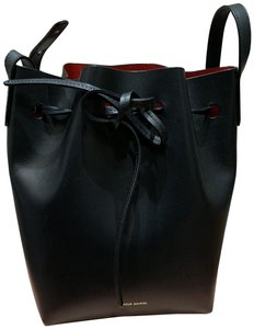 Mansur Gavriel Leather Bucketbag Shoulder Bag