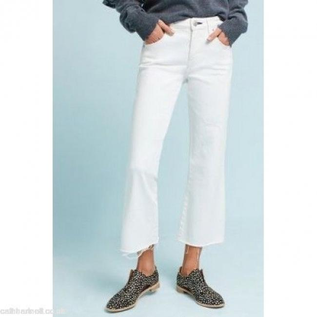 Anthropologie Flare Leg Jeans Image 5