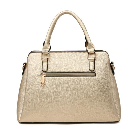 Dasein The Treasured Hippie Vintage Bags Designer Inspired Affordable Bags Large Handbags Satchel in Pink/White Image 4
