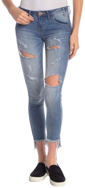 Preload https://img-static.tradesy.com/item/24188512/one-teaspoon-blue-skinny-jeans-size-24-0-xs-0-1-650-650.jpg