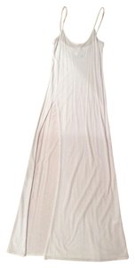 White Maxi Dress by Boho Bohemian Maxi Maxi