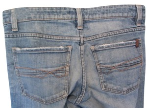Buffalo Boot Cut Jeans-Light Wash