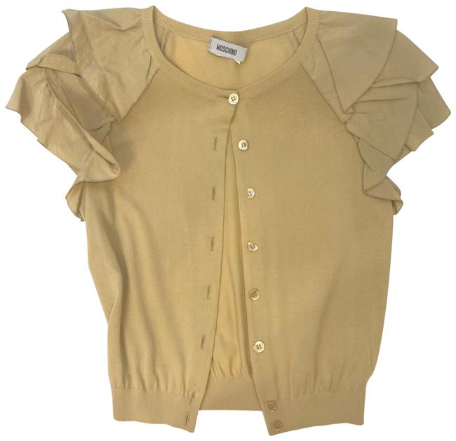 Item - Gold Button 42 Cardigan Size 4 (S)