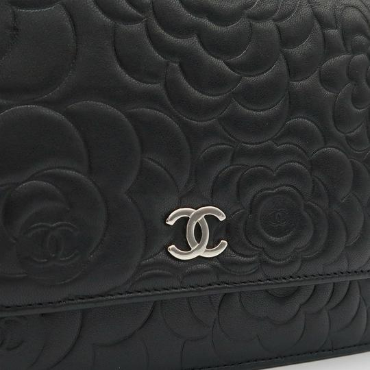 Chanel Woc Quilted Classic Woc Caviar Cross Body Bag