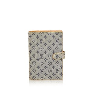 Louis Vuitton Monogram Mini Lin Agenda PM