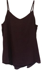 Pink Republic Top burgundy / wine