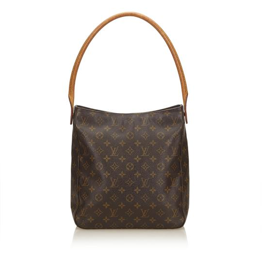 Louis Vuitton 8ilvto024 Tote in Brown