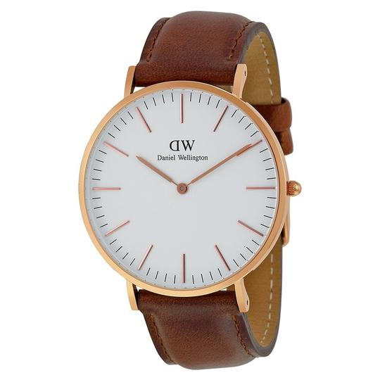 Daniel Wellington BRAND NEW DANIEL WELLINGTON St Mawes Cream Dial Men's Watch DW00100006