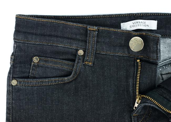 Versace Collection Skinny Jeans-Dark Rinse