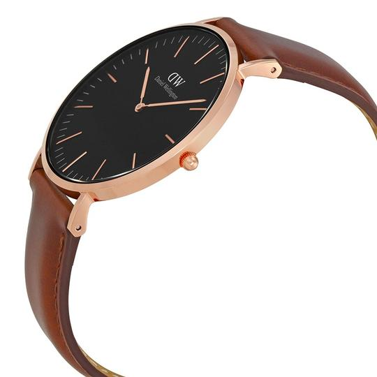 Daniel Wellington BRAND NEW DANIEL WELLINGTON Classic Black St Mawes Watch DW00100124