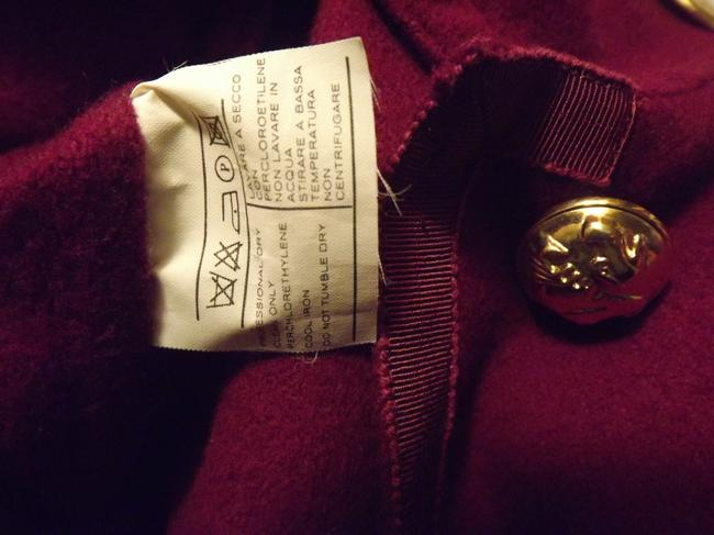 Salvatore Ferragamo Pea Coat