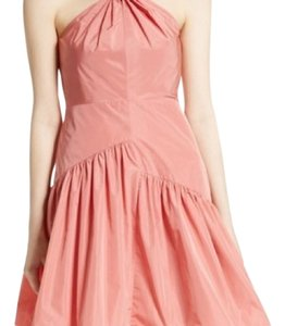 Rebecca Taylor short dress coral on Tradesy