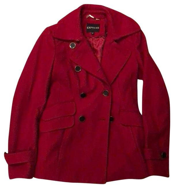 Preload https://img-static.tradesy.com/item/24189527/express-red-coat-size-2-xs-0-1-650-650.jpg