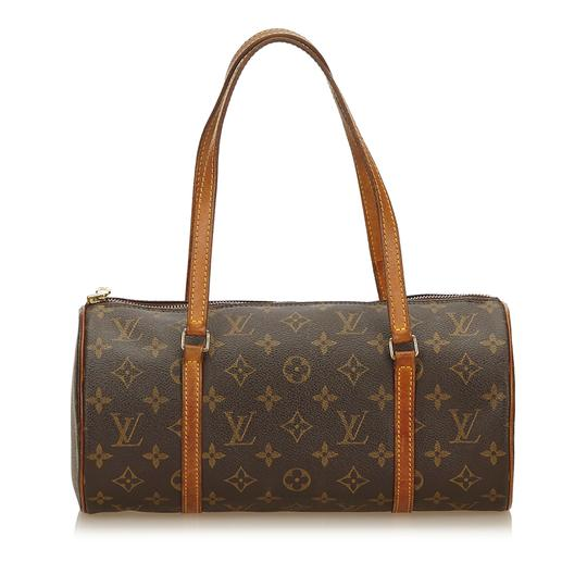 Preload https://img-static.tradesy.com/item/24189563/louis-vuitton-papillon-30-brown-canvas-x-monogram-canvas-x-leather-x-vachetta-leather-baguette-0-0-540-540.jpg