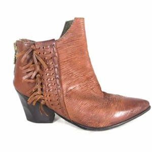 A.S. 98 copper brown Boots