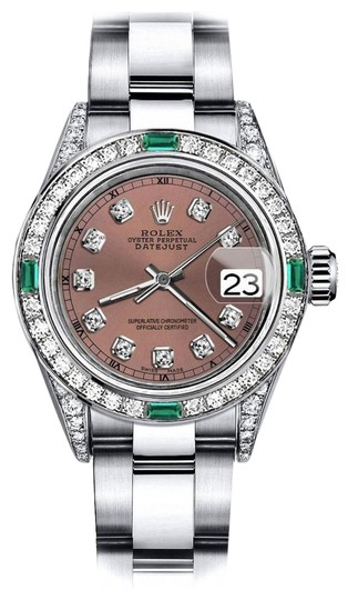 Preload https://img-static.tradesy.com/item/24189585/rolex-stainless-steel-salmon-31mm-datejust-diamond-lugs-and-emerald-watch-0-1-540-540.jpg