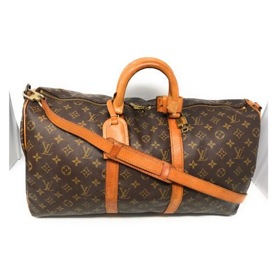 Preload https://img-static.tradesy.com/item/24189609/louis-vuitton-keepall-50-luggage-with-strap-brown-canvas-leather-weekendtravel-bag-0-15-540-540.jpg