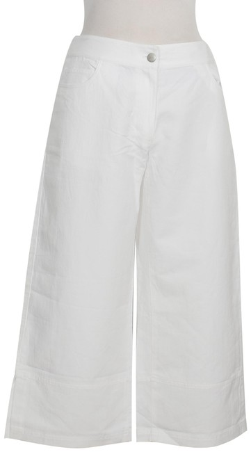 Preload https://img-static.tradesy.com/item/24189634/eileen-fisher-white-linen-clam-digger-l-pants-size-14-l-34-0-1-650-650.jpg