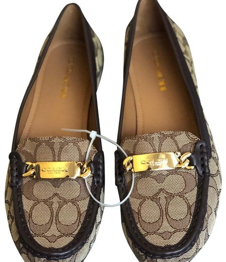 Preload https://img-static.tradesy.com/item/24189637/coach-brown-logo-loafers-mulesslides-size-us-95-regular-m-b-0-1-540-540.jpg