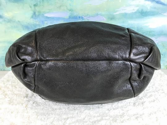 Salvatore Ferragamo Leather Desiderata Hobo Bag