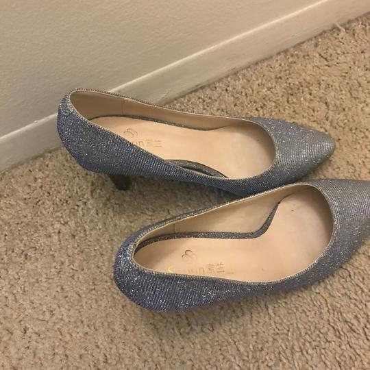 Made In China sliver Pumps