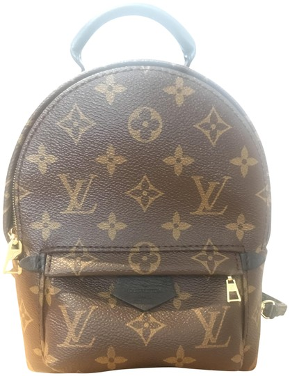Preload https://img-static.tradesy.com/item/24189710/louis-vuitton-palm-springs-mini-brown-leather-backpack-0-1-540-540.jpg