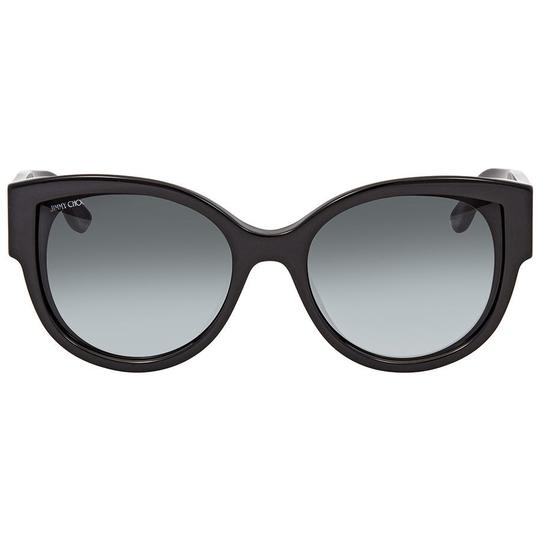 Jimmy Choo Gradient Round Unisex Sunglasses