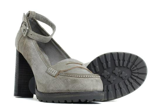 Brunello Cucinelli gray Pumps