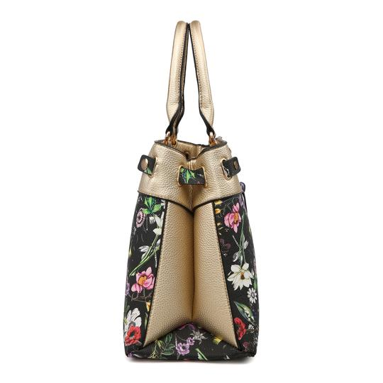 Dasein The Treasured Hippie Vintage Bags Desisigner Inspired Affordable Bags Large Handbags Satchel in Pink/White
