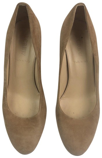 Preload https://img-static.tradesy.com/item/24189800/jcrew-beige-suede-leather-women-italy-wedges-size-us-65-regular-m-b-0-1-540-540.jpg